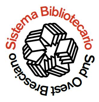 Logo del Sistema bibliotecario Sud Ovest Bresciano